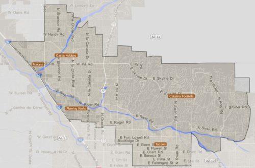 Tucson Legislative District 9