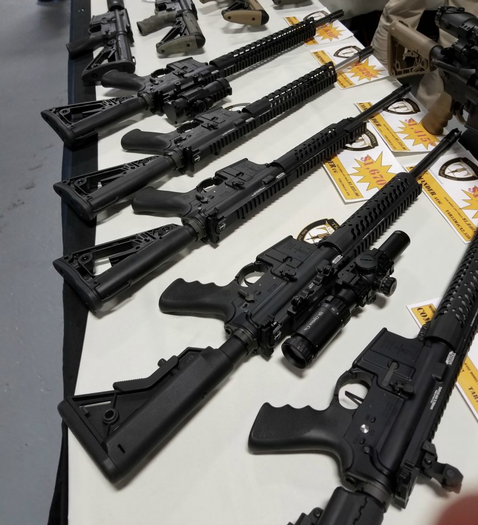 Orgy of Cheap Guns for Sale at Pima Fairgrounds | Blog for