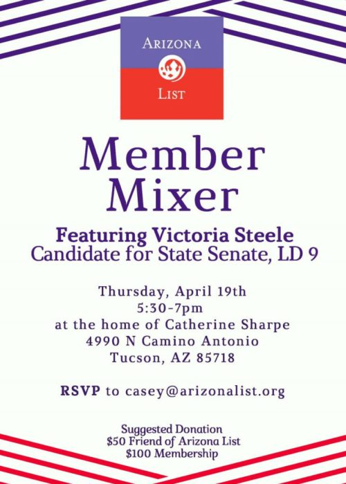 Arizona List Member Mixer