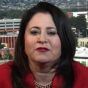 Lea Marquez Peterson filed for a Chapter 7 bankruptcy to unload $3.2 million in debt, tax liens and a judgment.