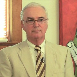 George Cunningham, chairman of the Grand Canyon Institute
