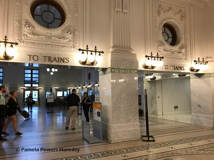 King Street Station in Seattle