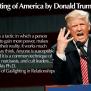 Sharpiegate When Trump S Gaslighting Of America Is