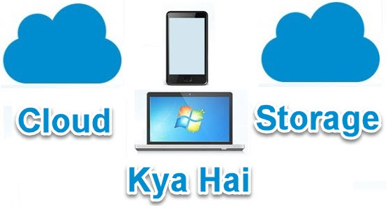 Cloud Storage Kya Hai