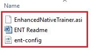 trainer files