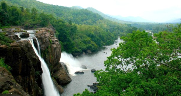 Athirapally Falls Wallpapers Water Falls In India Blog Fourwings Com