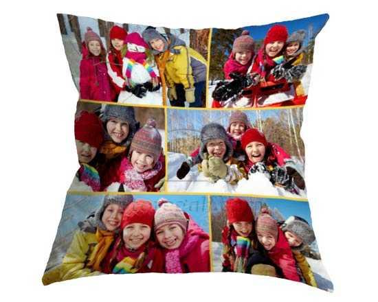 Gadget piu amato cuscino personalizzato  Fotoregalicom