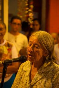 Dona Maria Alves é quem conduz a renovação deste os primeiros anos Casa Grande / Foto: Helio Filho