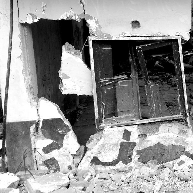Arquitectura entre escombros- terremotos - veronica -sanchez - nundo - fundacion arquia 650