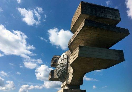 Monumento a la revolución del pueblo de Moslavina (Spomenik Revolucije Naroda Moslavine), ©Ester Roldán