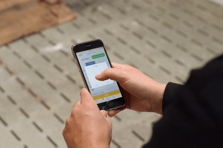 Timeliste-app-24onoff