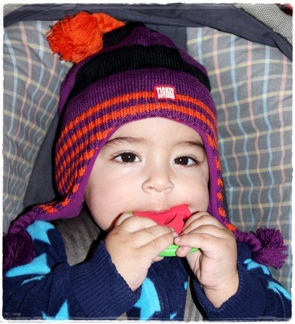 Elias 7 månader