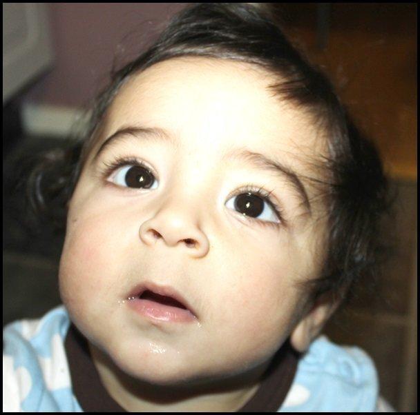 Elias 7,5 månader me&i