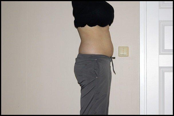 8,5 månad efter förlossningen 03