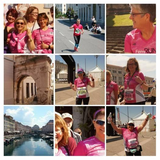FemiRUN & WALKs kvinner som løper