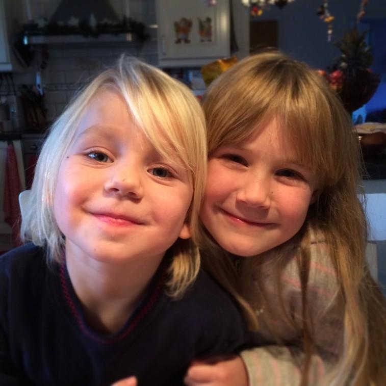 Jamie och Lovelia