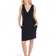 sleeveless dress meandi
