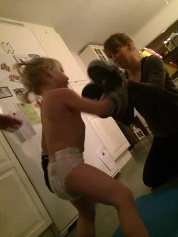 sparringpartner