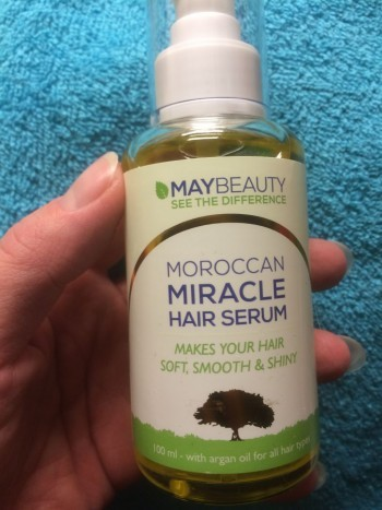 Moroccan Miracle hårserum