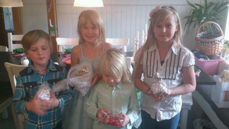 Janelle wetterholm blogg