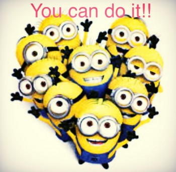 minions you can do it