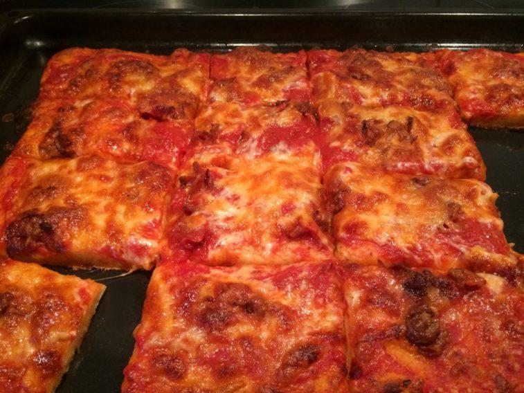 linas matkasse pizza
