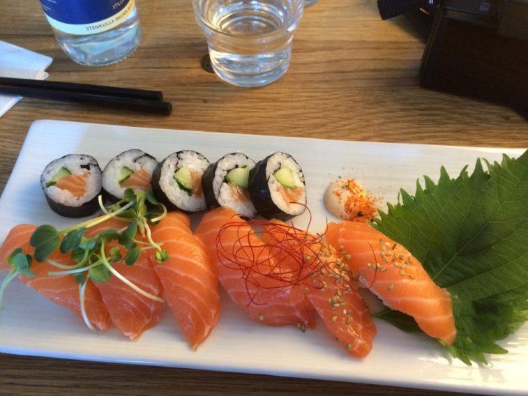 yasuragi sushi