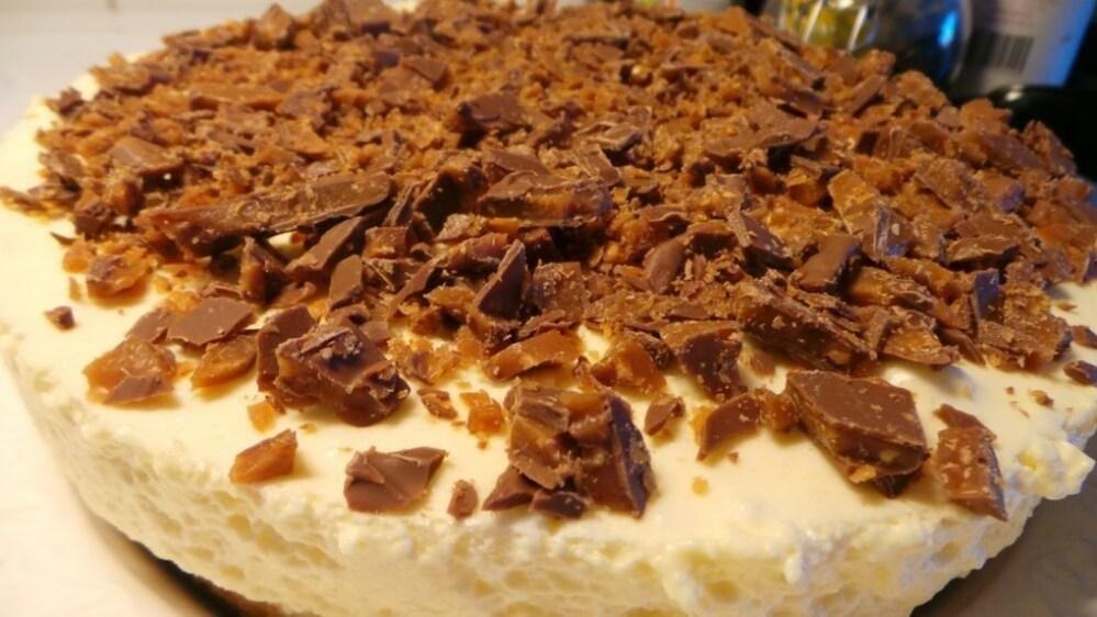 cheesecake daim