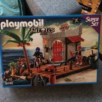 Sanningensrum Superset Playmobil
