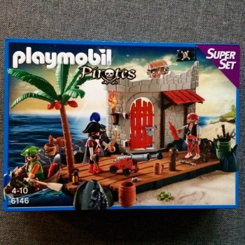 Sanningensrum Playmobil Pirates