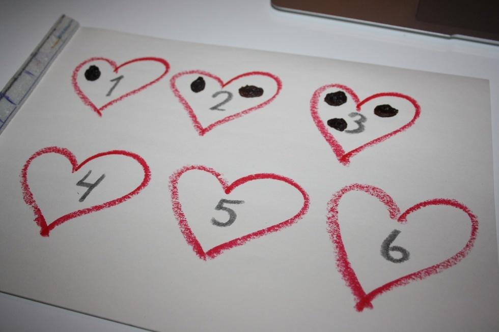 alla hjärtansdag förskola