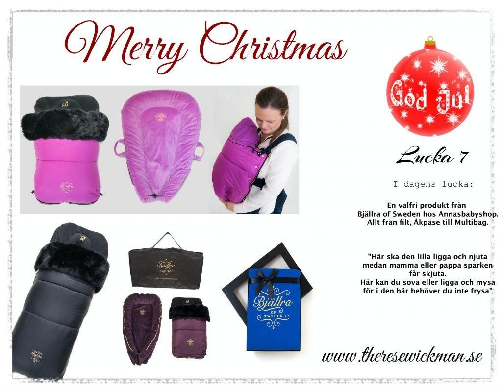 Julkalendern lucka 7