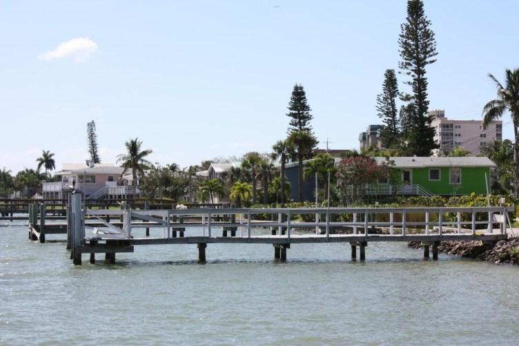 Kanalerna Fort Myers Beach