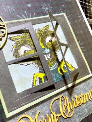 Karins julkort