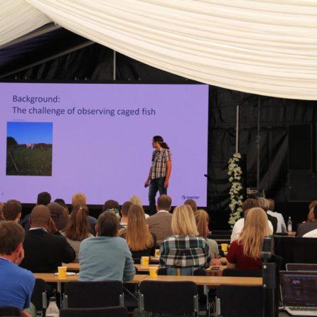Future Prospects ble arrangert for femte gang for et fullsatt telt