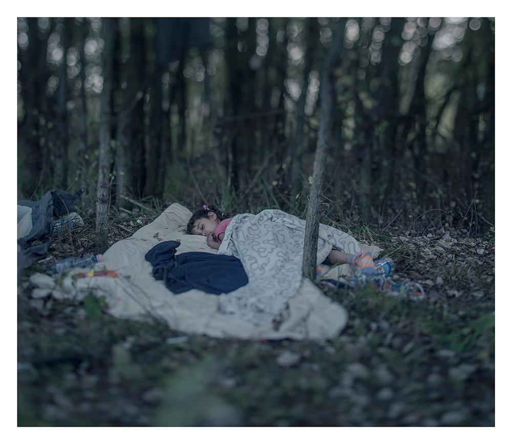 Where the children sleep  Dr barnen sover  Ett