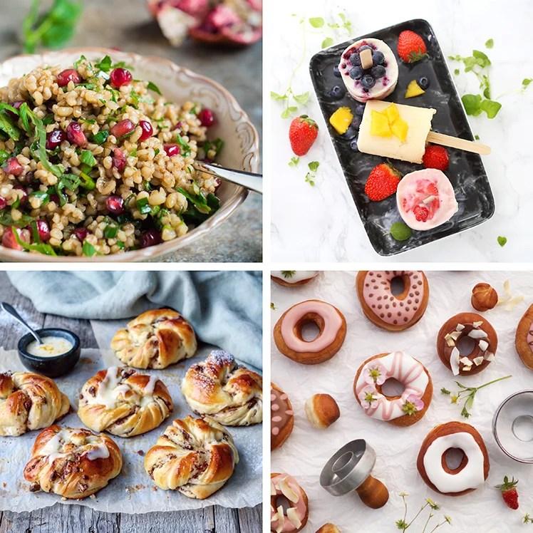 Det kan være ganske vanskelig å ta gode matbilder, det er ikke det samme som å ta bilder av mennesker eller natur. Her avslører 7 av Norges beste matbloggere sine tips til hvordan du kan style matbilder!