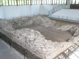 Остатки укреплений в замчище Богдана Хмельницкого