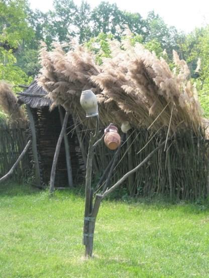 с. Суботив, в замчище Богдана Хмельницкого