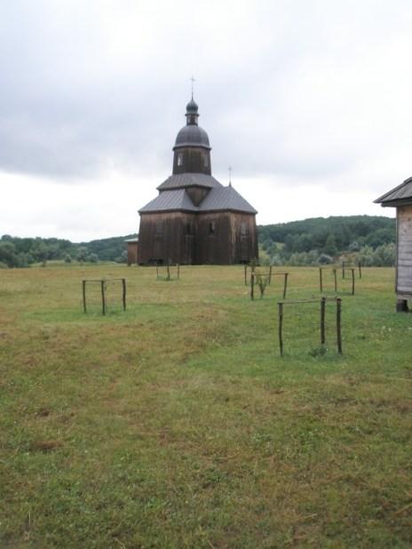 Казачий хутор в Стецивке