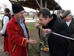 хутор Галушковка, встречаем с медовухой