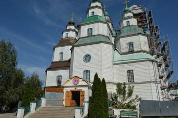 Новомосковск, Троицкий собор