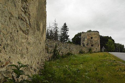 Крепость, Кривче
