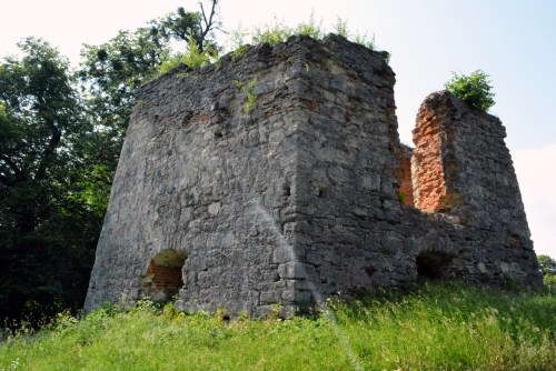 Свиржский замок