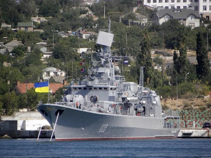 флот Сагайдачный