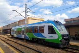 Польша поезда