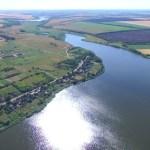 річки гребля