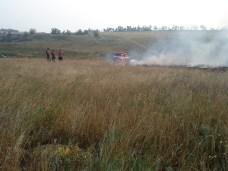 тушение пожаров гасіння степових пожеж Вячеслав Горобец