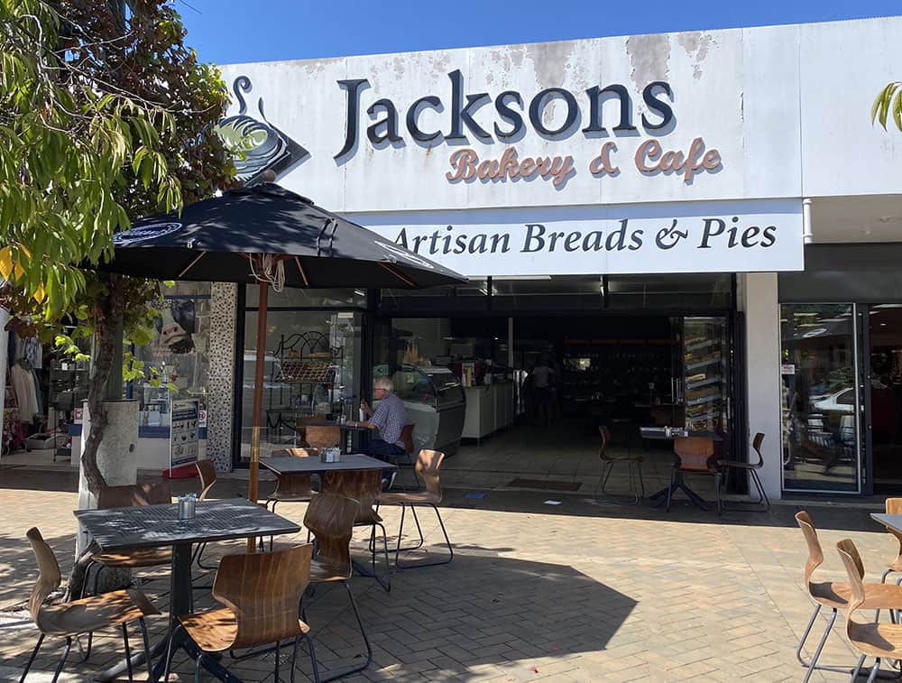 Jackson's Bakery Havelock North