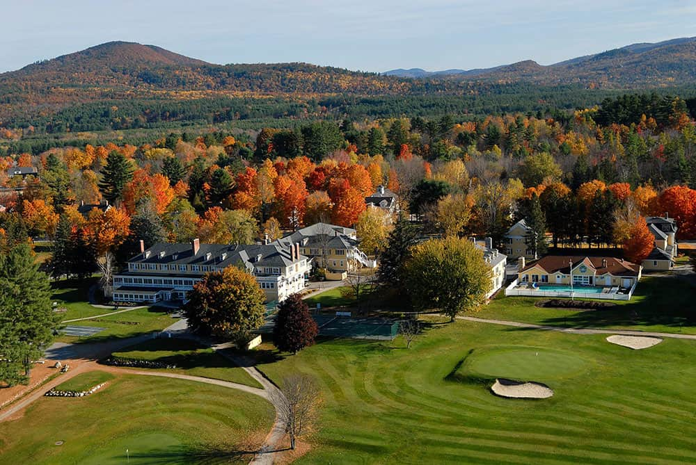Bethel Inn Resort, Maine